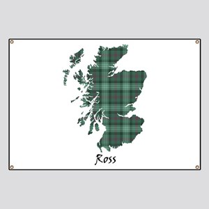 Map-Ross hunting Banner