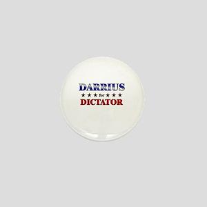 DARRIUS for dictator Mini Button