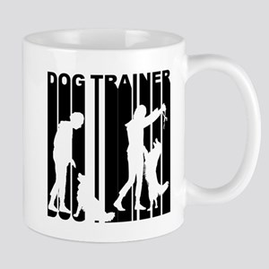 Retro Dog Trainer Mugs