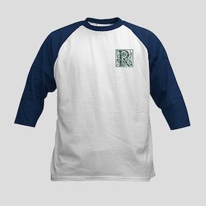 Monogram-Ross hunting Kids Baseball Jersey
