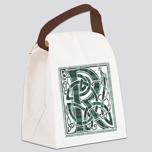 Monogram-Ross hunting Canvas Lunch Bag