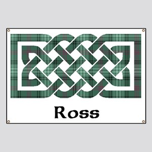 Knot-Ross hunting Banner