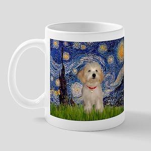 Starry / Havanese Mug