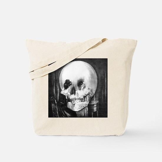 All Is Vanity Tote Bag