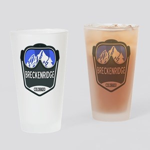 Breckenridge Drinking Glass