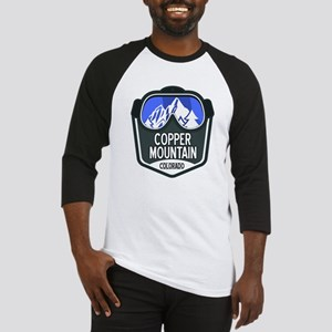 Copper Mountain Baseball Jersey