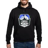 Copper mountain Dark Hoodies