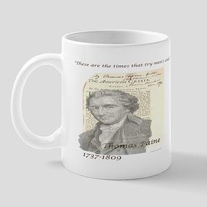 Thomas Paine The American Crisis Mug