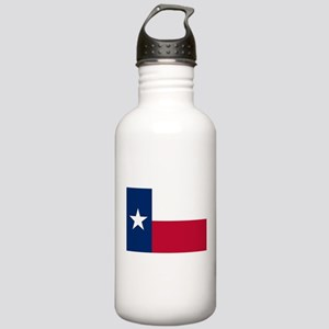 Texas: State Flag of Texas Water Bottle