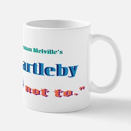 Bartleby Mug