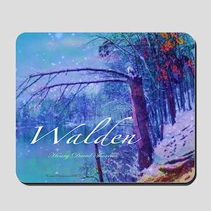 Walden Mousepad