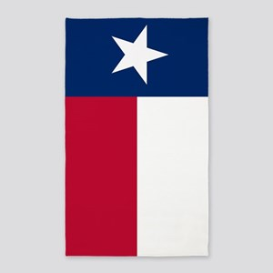 Texas: State Flag of Texas Area Rug