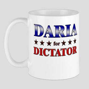 DARIA for dictator Mug
