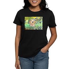 Irises / Havanese Women's Dark T-Shirt