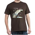 Keweenaw Peninsula Lighthouses Dark T-Shirt