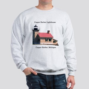 Copper Harbor Lighthouse Sweatshirt
