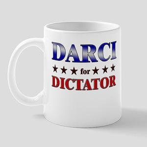 DARCI for dictator Mug