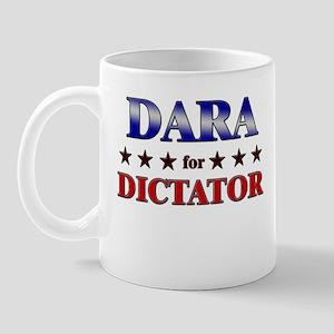 DARA for dictator Mug