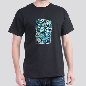 Colorful Hippie Art T-Shirt