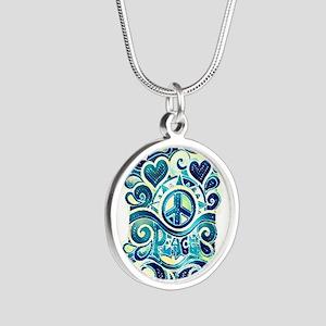 Colorful Hippie Art Necklaces