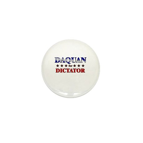 DAQUAN for dictator Mini Button (10 pack)
