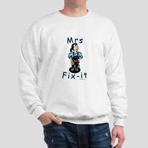 Mrs Fix-it Sweatshirt