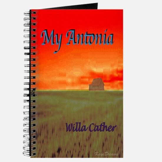 My Antonia Journal