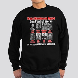 2-Gun_Control_Works Sweatshirt