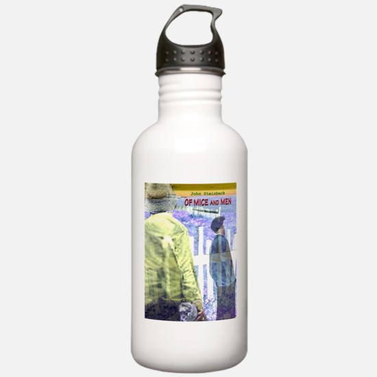 Of Mice and Men Water Bottle