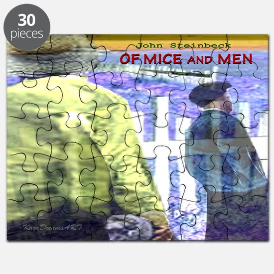 Of Mice and Men Puzzle