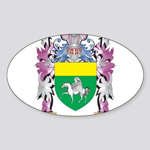 Quinn Coat of Arms - Family Crest Sticker