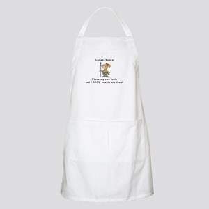HandyWoman Shop or BBQ Apron