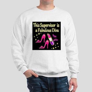 CHIC SUPERVISOR Sweatshirt