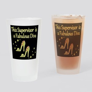CHIC SUPERVISOR Drinking Glass