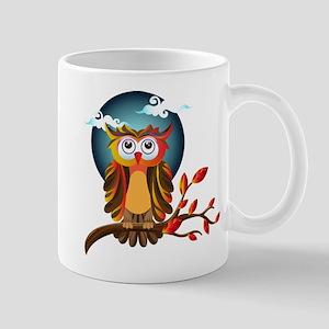 Cute Owl Mugs