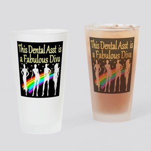 CHIC DENTAL ASST Drinking Glass