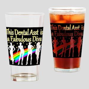 CHIC DENTAL ASST Drinking Glass