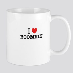 I Love BOOMKIN Mugs