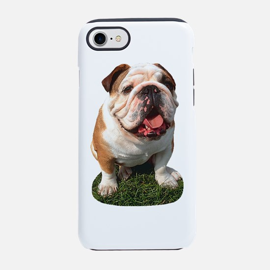 Bulldog Photo iPhone 8/7 Tough Case