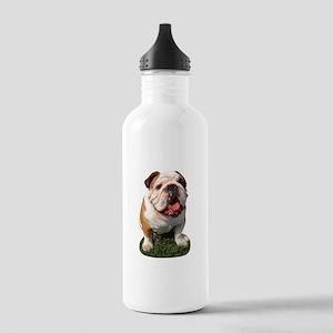 Bulldog Photo Stainless Water Bottle 1.0L