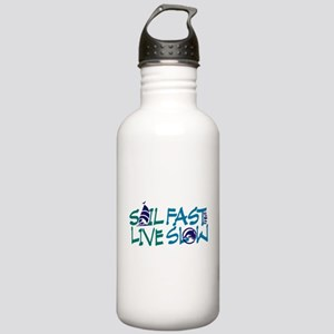 Funny sail fast sailbo Stainless Water Bottle 1.0L