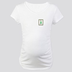 Maternity T-Shirt - Organ Donation Awareness