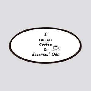 Coffee and Oils Patch