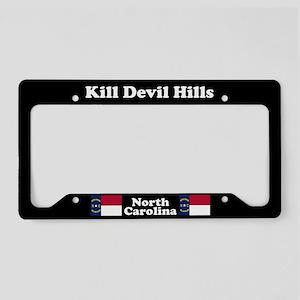 Kill Devil Hills NC License Plate Holder