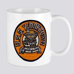 USS YORKTOWN 11 oz Ceramic Mug