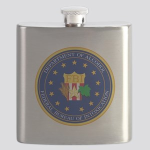 FBI - Department Of Alcohol Flask