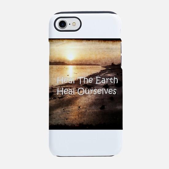 Funny San juan island iPhone 8/7 Tough Case