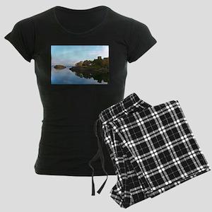 Dunollie Castle, Oban, Scotland Pajamas