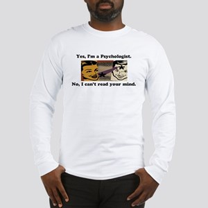 psychologistmr Long Sleeve T-Shirt