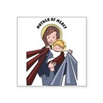 Mother of Mercy Sticker